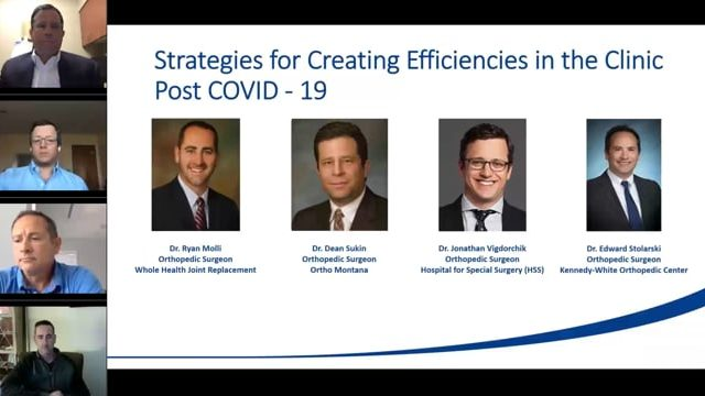 Strategies for Creating Efficiencies in the Clinic Post-COVID 19